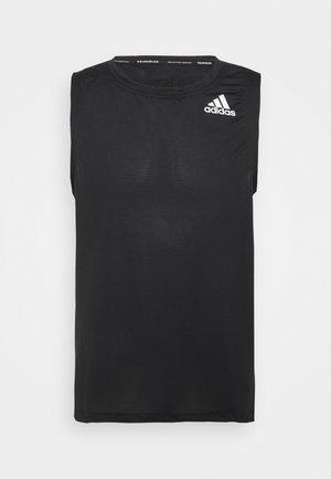 AERO TANK  - Funktionsshirt - black