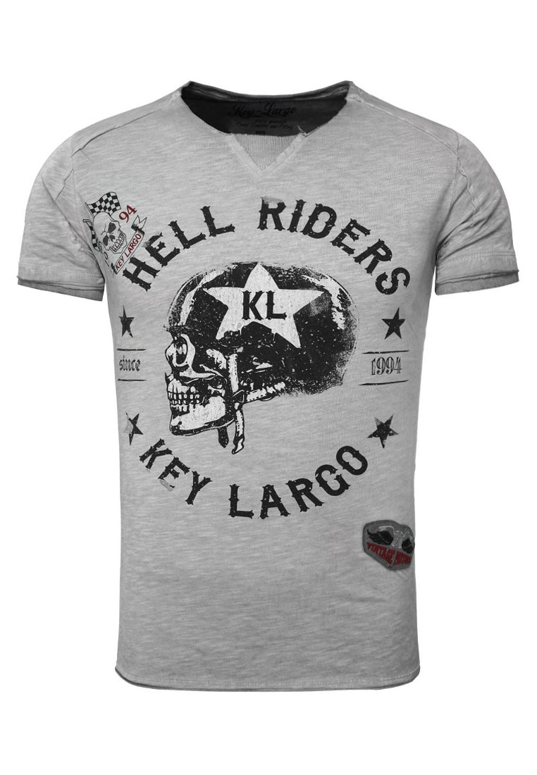 Homme HELL RIDERS - T-shirt imprimé