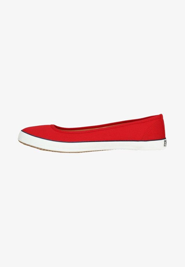 FAIR DANCER CLASSIC - Ballerina's - red