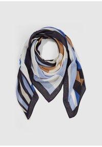 s.Oliver BLACK LABEL - Foulard - dark blue aop - 5