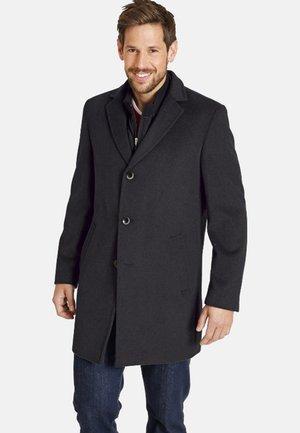UNSKA - Classic coat - anthracite
