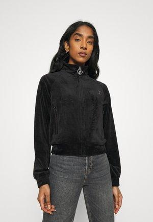TANYA TRACK - Zip-up sweatshirt - night sky