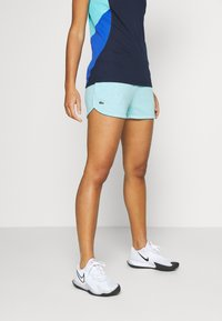 Lacoste Sport - TENNIS SHORT - Sports shorts - ombe chine - 0