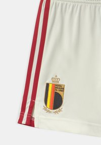 adidas Performance - RBFA BELGIEN A UNISEX - Sportovní kraťasy - off white - 3