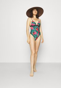 Guess - PADDED ONE PIECE - Plavky - multi-coloured - 1