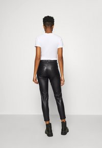 Levi's® - ANKLE - Trousers - night - 2