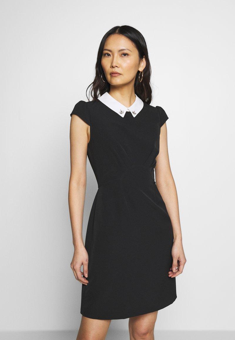 NAF NAF - MAYELA  - Sukienka letnia - noir