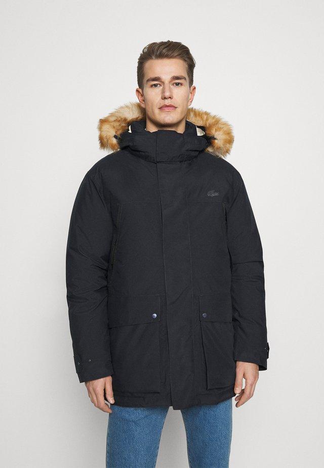 Down coat - abysm/viennese
