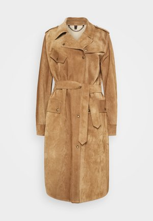 AIRDALE - Classic coat - light brown