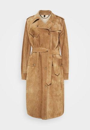 AIRDALE - Klasický kabát - light brown