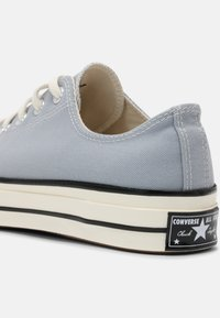 Converse - CHUCK 70 UNISEX - Trainers - wolf grey/black/egret - 6