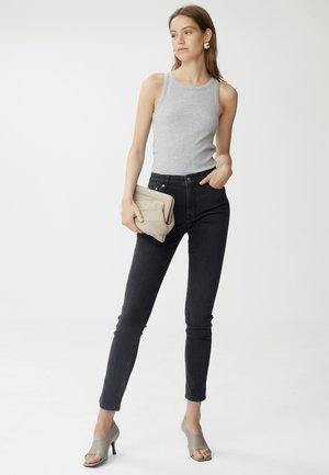 EMILYGZ HW NOOS - Jeans Skinny Fit - washed grey