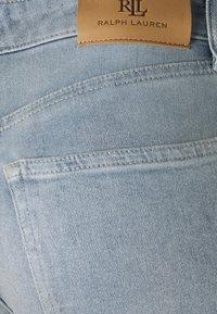 Lauren Ralph Lauren Petite - FIVE POCKET - Jeans Skinny Fit - pearl blue wash - 2
