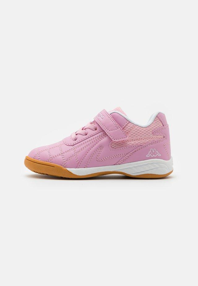 FURBO UNISEX - Sports shoes - rosé/white