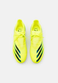 adidas Performance - X GHOSTED.2 FG - Kopačky lisovky - solar yellow/footwear white/royal blue - 3