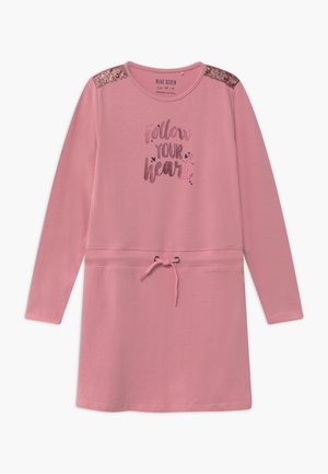 KIDS HEART  - Jersey dress - mauve