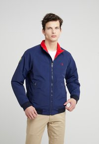 Polo Ralph Lauren - PORTAGE JACKET - Summer jacket - newport navy - 0