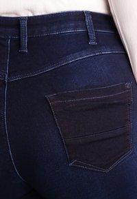 Zizzi - AMY - Jeans Skinny Fit - dark blue - 4