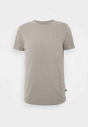 KURZARM - Basic T-shirt - rock