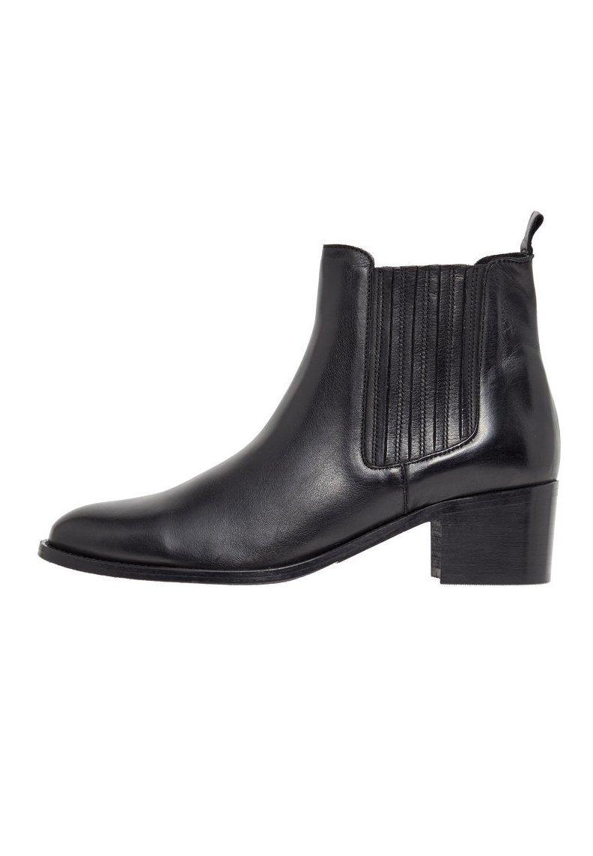 Bianco - BIACAROL  - Classic ankle boots - black
