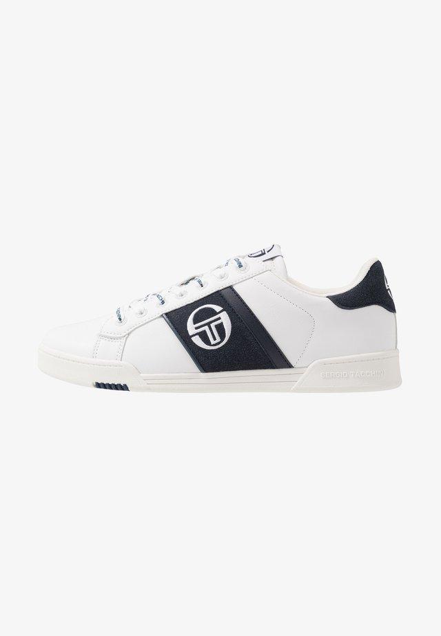 PARIGI LTX+SD - Baskets basses - white/navy