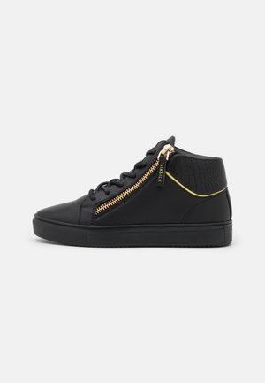 LEGACY MID CUT - High-top trainers - black/gold