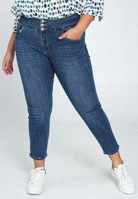 Paprika - Slim fit jeans - denim - 0