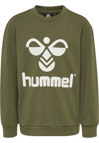 Hummel - DOS UNISEX - Sweater - ivy green - 0