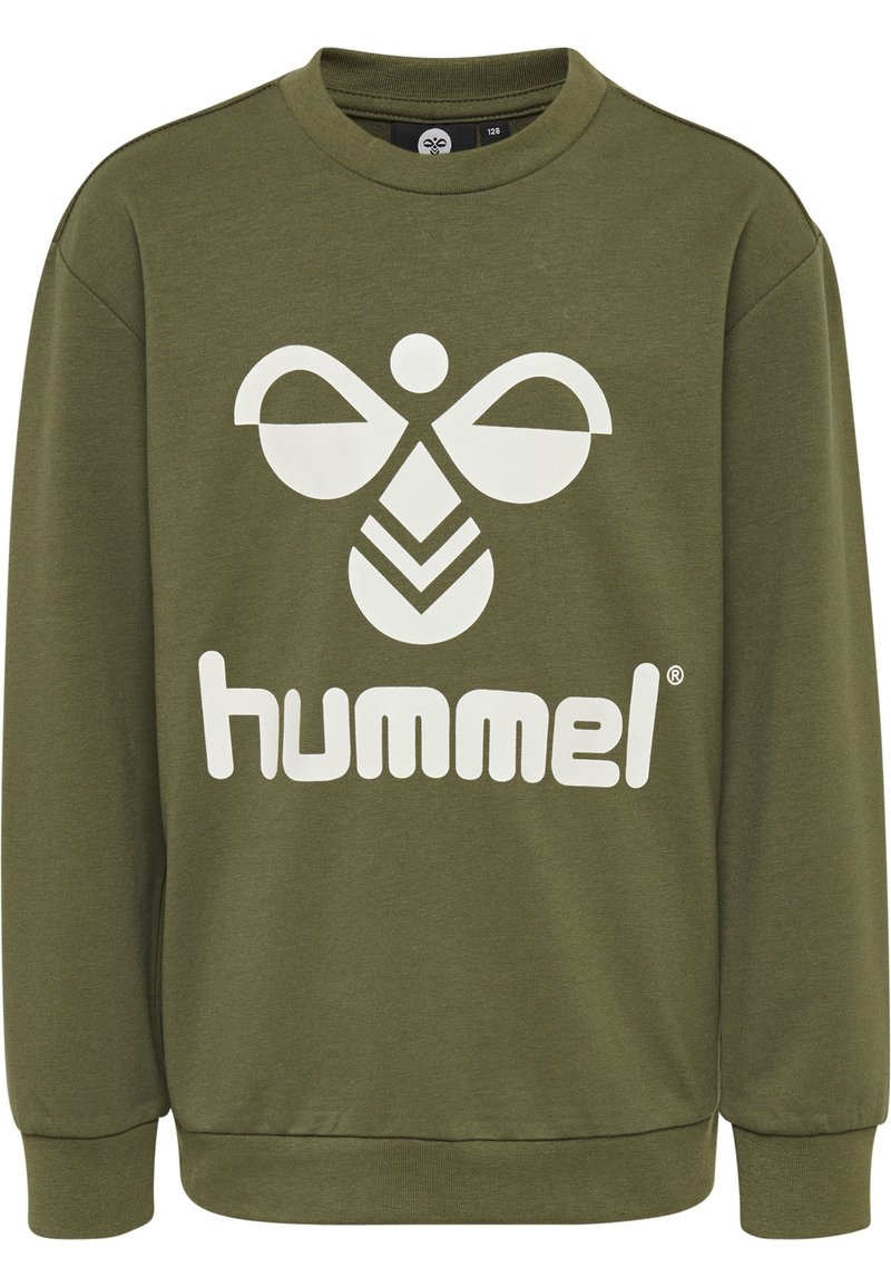 Hummel - DOS UNISEX - Sweater - ivy green