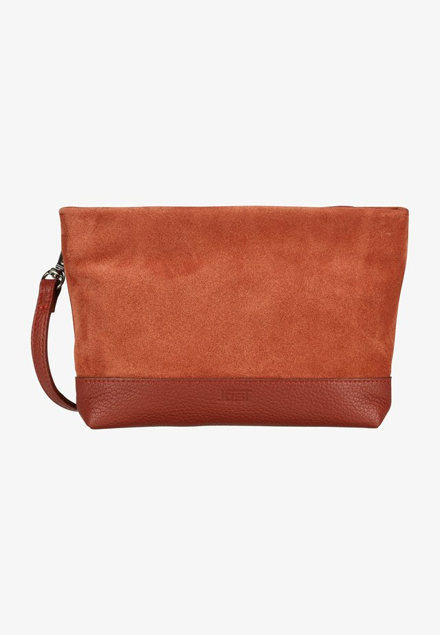 MOTALA  - Across body bag - brick