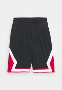 Jordan - JUMPMAN DIAMOND SHORT UNISEX - Sports shorts - black - 1