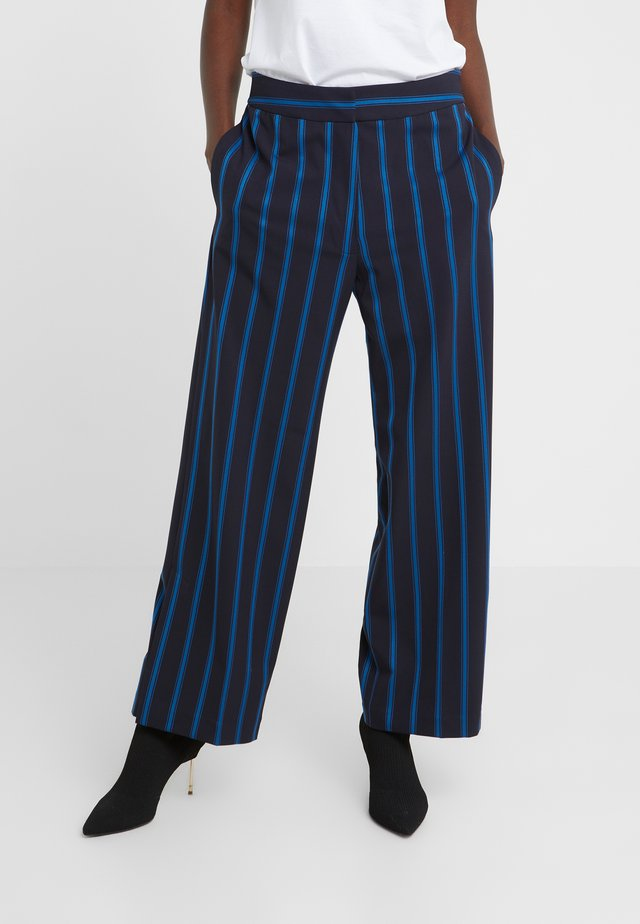 SOUL - Trousers - navy