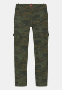 Levi's® - TAPER - Pantaloni cargo - ocean - 0