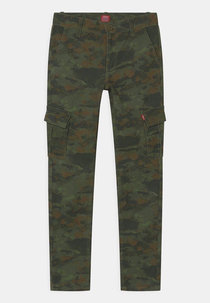 Levi's® - TAPER - Pantaloni cargo - ocean
