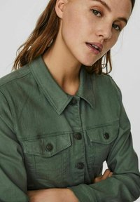 Vero Moda - HOTSOYA - Denim jacket - laurel wreath - 3