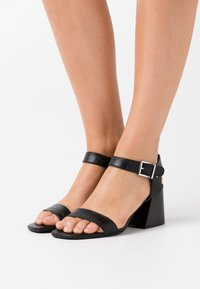 New Look - PAVLOVA  - Sandals - black - 0