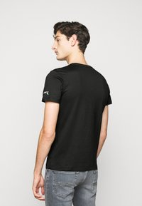 Hackett Aston Martin Racing - TEE - Print T-shirt - black - 2