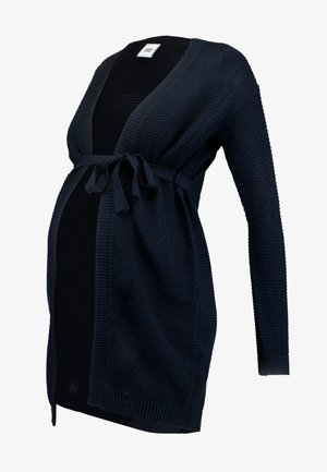 MLCRYSTALINE CARDIGAN - Chaqueta de punto - navy blazer