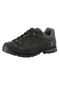Haglöfs - VERTIGO PROOF ECO - Hiking shoes - true black - 3