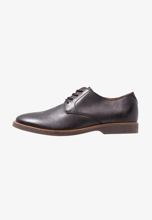 ATTICUS LACE - Smart lace-ups - black