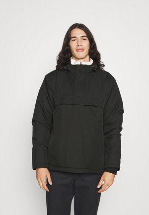FRENZY ANORAK JACKET - Light jacket - black