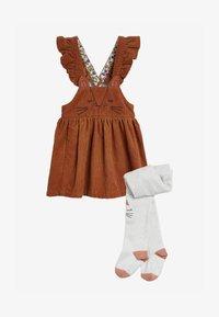 Next - Day dress - brown - 0