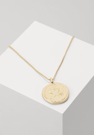 NECKLACE LIBRA ZODIAC SIGN - Necklace - gold-coloured