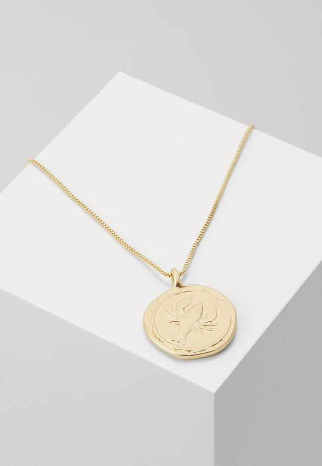 NECKLACE LIBRA ZODIAC SIGN - Ketting - gold-coloured