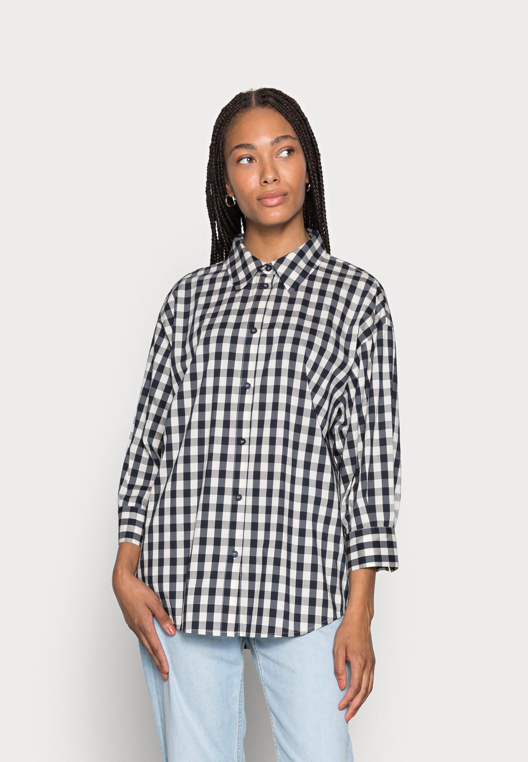 Women FANAS - Button-down blouse