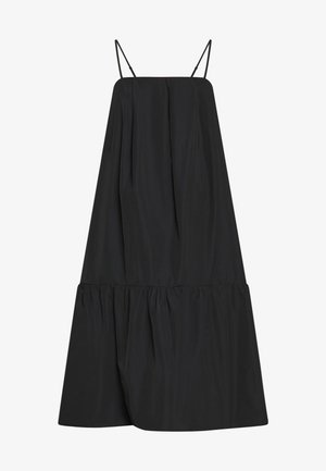 THE TRAPEZE DRESS - Day dress - black