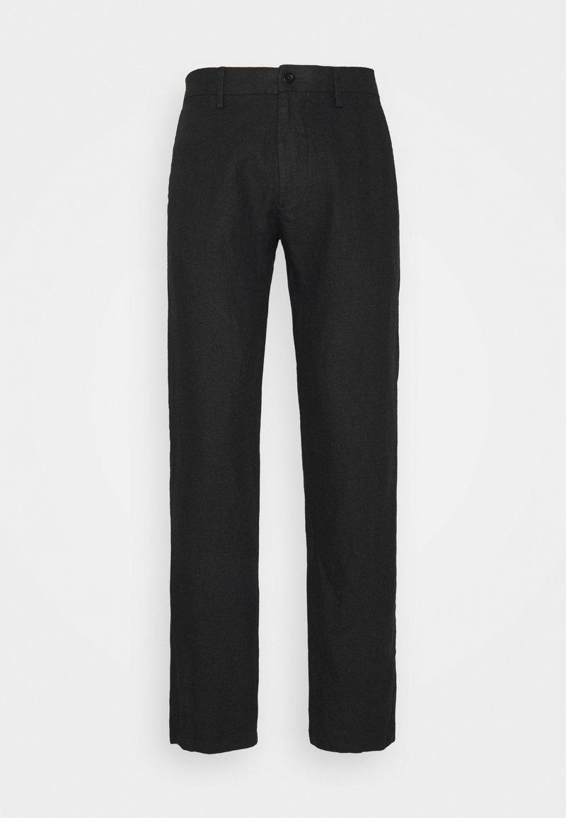 NN07 - KARL - Trousers - black
