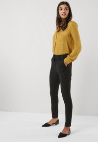 Next - SLIM TROUSERS - Trousers - black - 1