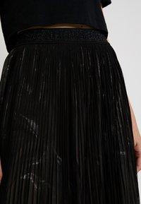 Le Temps Des Cerises - ANGELA - A-line skirt - black - 4