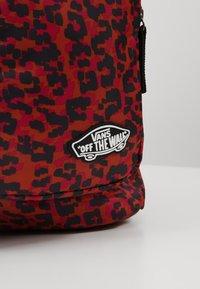 Vans - GEOMANCER BACKPACK - Sac à dos - wild leopard - 6